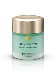 ROCK CRYSTAL Instant Skin Polisher - quality of water for skincare